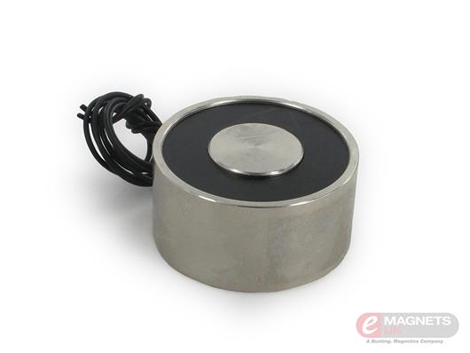 Round Electromagnets 24 Volt