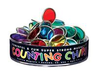 Magnet Counting Chips