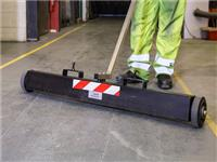 Combi Forklift Magnetic Sweeper with Wheels and Handle