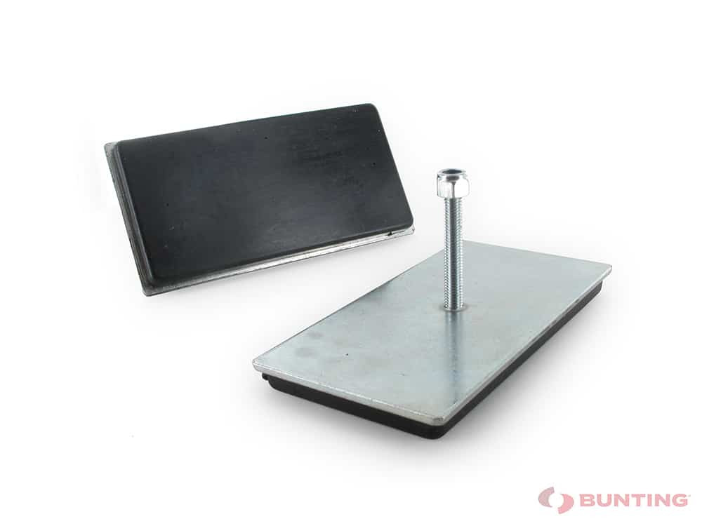 Magnetic pad
