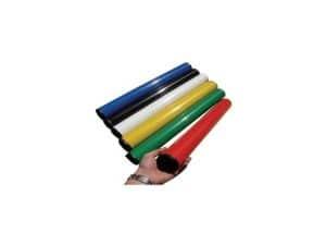 coloured vinyl sheets