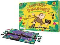 Monkey Dominoes Game