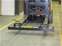 Magnetic Sweeper Forklift