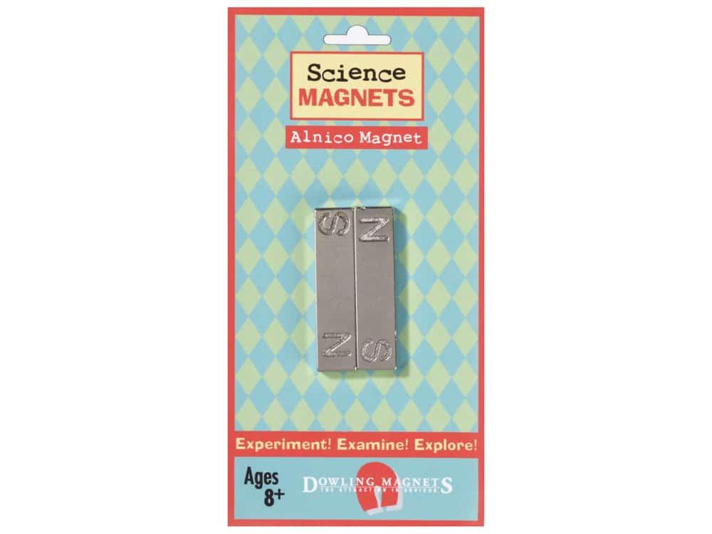 Alnico Science Magnets