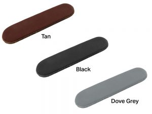 Bunting Leather Buffers Colour Options